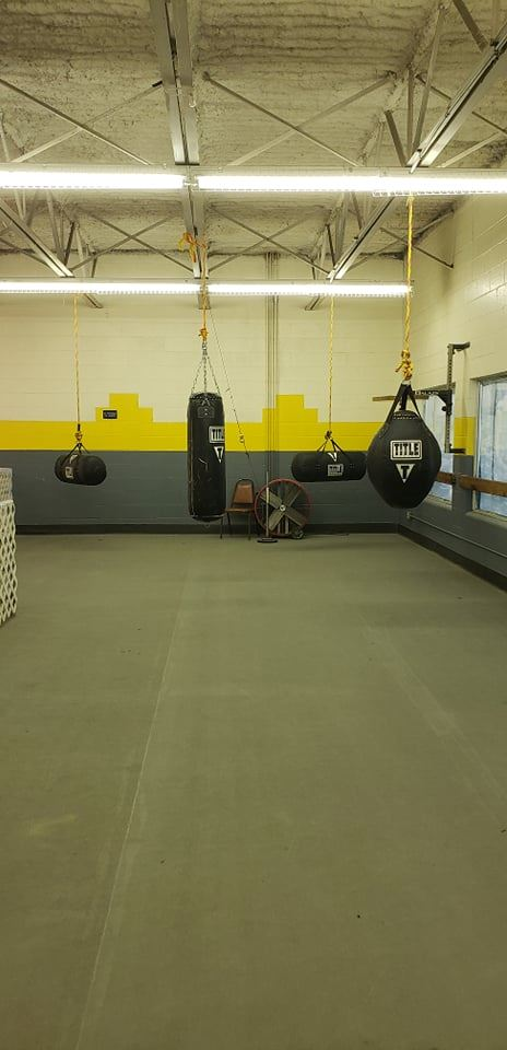 Boxing Room